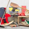 Ballast abwerfen und einmal richtig die Wohnung entrümpeln