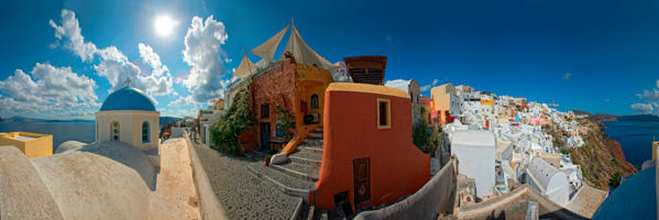 Reiseziele in Griechenland