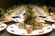 Das kulinarische Erlebnis ist im Restaurant essentiell