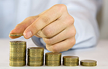 Geld auf dem Sparbuch sparen ist eine sehr sichere Sparmöglichkeit!