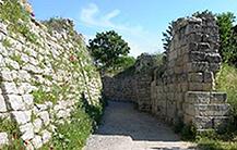 An der strategischen Lage von Troja (Dardanellen) konnten die Griechen kein Gefallen finden!